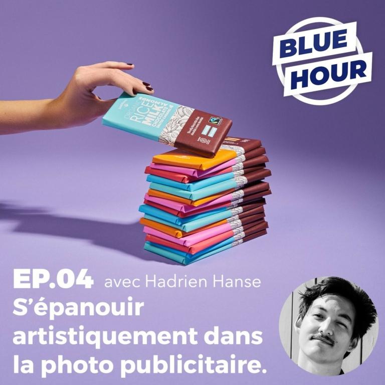 EP.04 – Hadrien Hanse // S'épanouir artistiquement dans la photo publicitaire